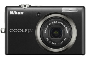 Nikon - COOLPIX S570 - Digital Cameras