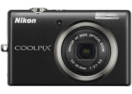 Nikon - COOLPIX S570 - Digital Cameras