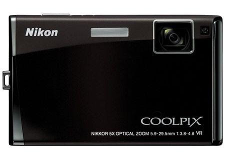 Nikon - COOLPIX S60 - Digital Cameras