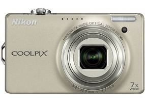 Nikon - COOLPIX S6000CS - Digital Cameras