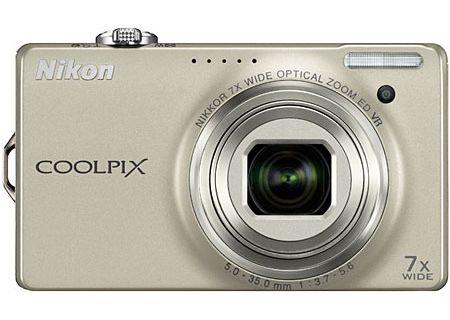 Nikon - COOLPIX S6000CS - Digital Cameras