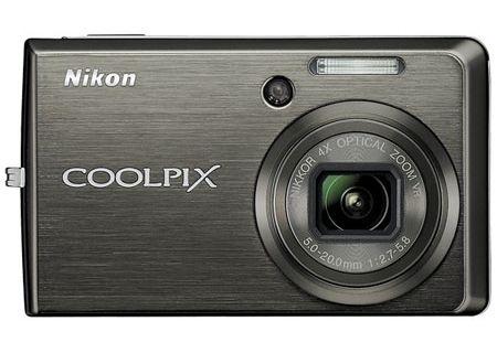 Nikon - COOLPIX S600 - Digital Cameras
