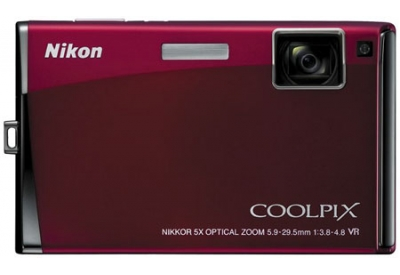 Nikon - COOLPIX S60 - Digital Cameras