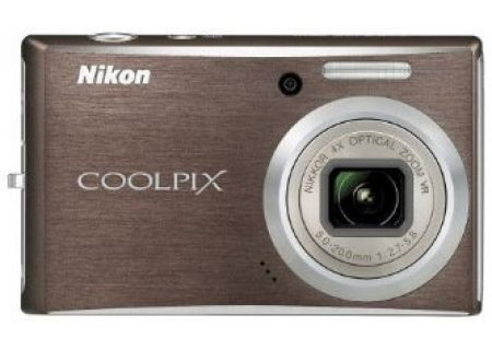 Nikon - COOLPIXS610 - Digital Cameras