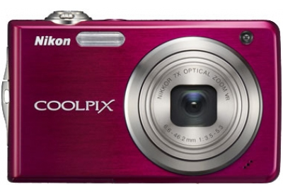 Nikon - COOLPIX S630RED - Digital Cameras