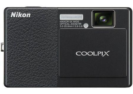 Nikon - COOLPIX S70BK - Digital Cameras