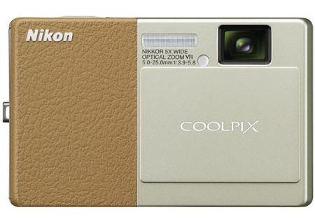 Nikon - COOLPIX S70CHMBRN - Digital Cameras