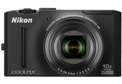 Nikon - COOLPIX S8100 - Digital Cameras