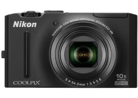 Nikon - COOLPIX S8100 - Digital Cameras