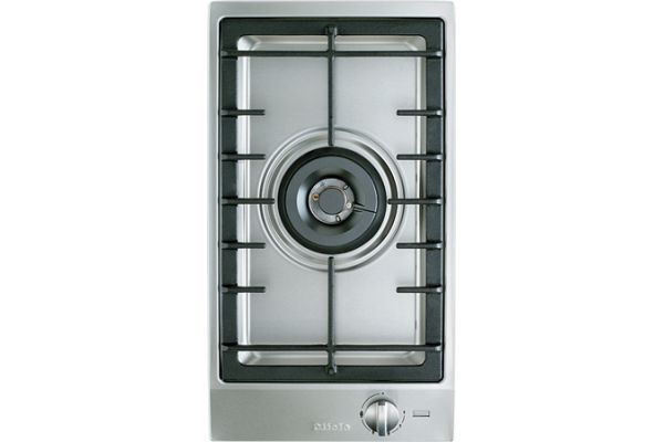 """Large image of Miele 12"""" Natural Gas Stainless Steel Wok Burner - 07141860"""
