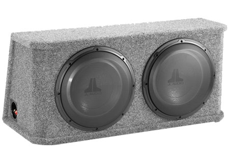JL Audio - CS212RG-W1v2-2 - Car Subwoofers