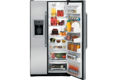 GE Cafe - CSCP5UGXSS - Side-by-Side Refrigerators