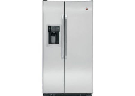 GE Cafe - CSHS5UGXSS - Side-by-Side Refrigerators