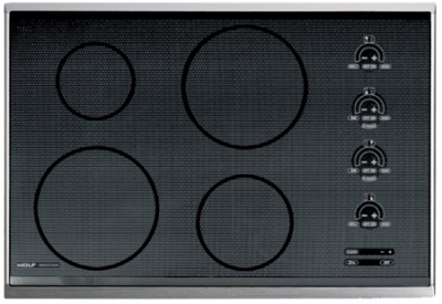 Wolf - CT30I/S - Electric Cooktops