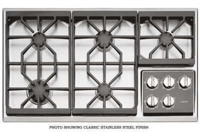 Wolf - CT36GP - Gas Cooktops