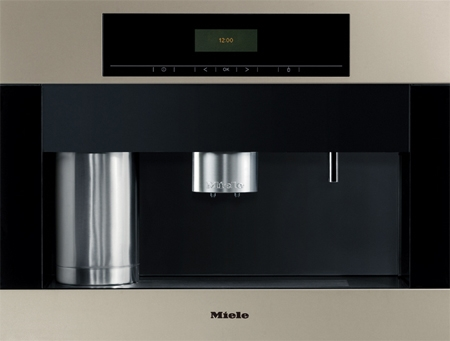 Miele Stainless Steel Built In Coffee System Cva 4062 Abt