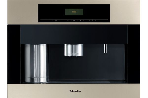 Large image of Miele Built-In Stainless Steel Coffee System - 29406630USA