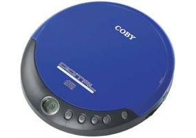 Coby - CX-CD109BLUE - Personal CD Players