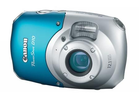 Canon - D10 - Digital Cameras