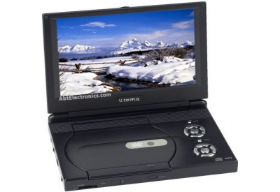 Audiovox - D1917 - Portable DVD Players
