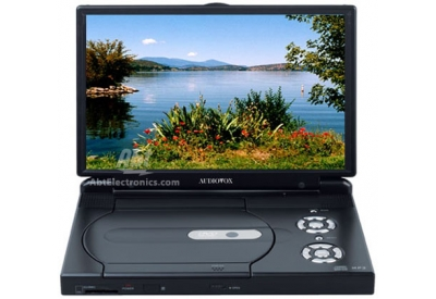 Audiovox - D2017 - Portable DVD Players