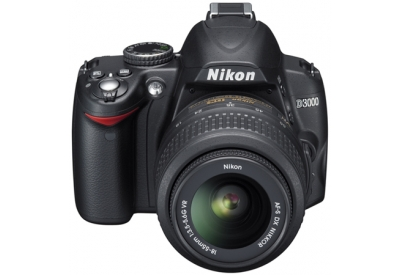 Nikon - D3000KIT - Digital Cameras