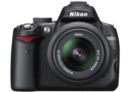 Nikon - D5000 - Digital Cameras