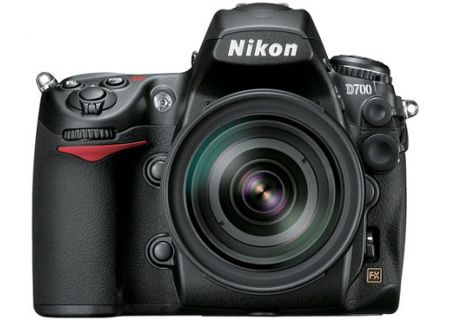 Nikon - D700OUTFIT - Digital Cameras