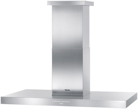 Miele 48 Quot Decor Island Hood In Stainless Steel Da424v