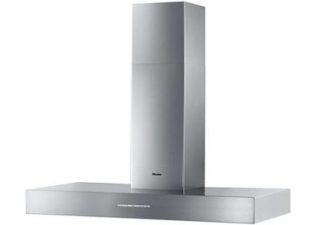 "Miele 48"" Wall Mount Stainless Steel Chimney Hood - DA5321W"