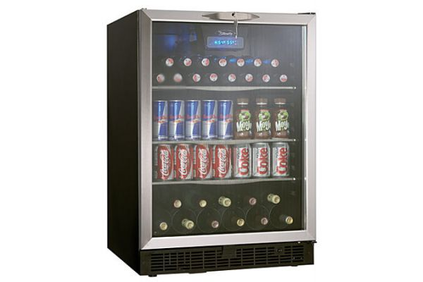 Danby Silhouette Built-In Beverage Center - DBC514BLS