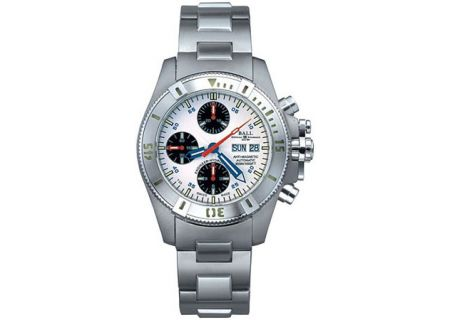 Ball Watches - DC1016A-SJ-WH - Mens Watches