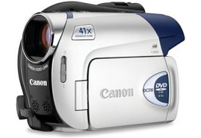 Canon - 2694B001 - Camcorders (DVD)