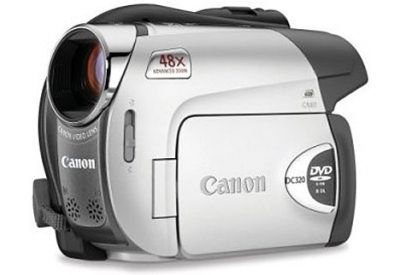 Canon - DC320 - Camcorders (DVD)