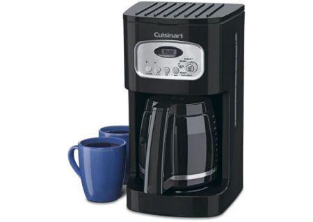 Cuisinart 12-Cup Black Coffeemaker - DCC-1100BK