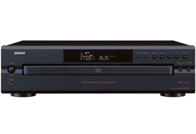 Denon - DCM-290 - CD Players and Recorders