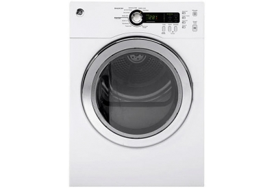 GE - DCVH480EKWW - Electric Dryers