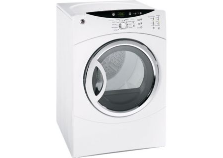 GE - DCVH640GJWW - Gas Dryers