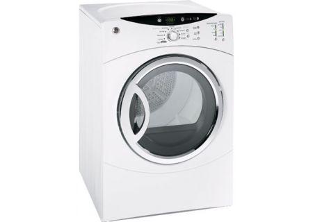 GE - DCVH680GJWW - Gas Dryers