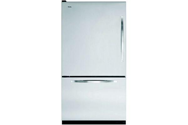 Viking 19.9 Cu. Ft. Designer Series Stainless Steel Bottom-Freezer Refrigerator - DDBF036LSS