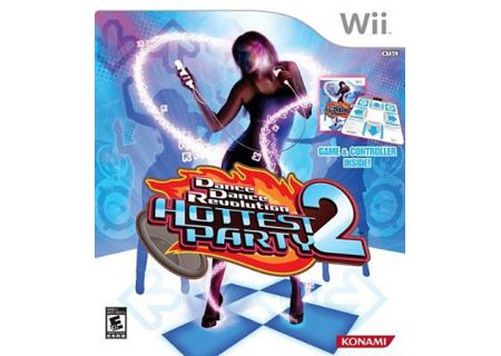 Nintendo - DDRV2 - Nintendo Wii Games