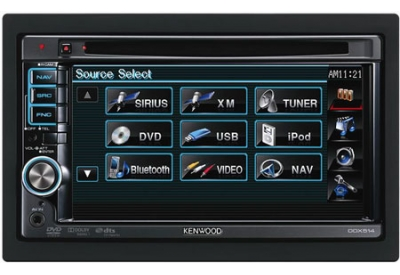 Kenwood - DDX514 - Car Video