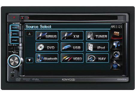 Kenwood - DDX514 - Car Video