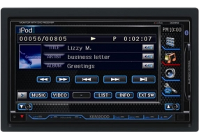 Kenwood - DDX812 - Mobile Video