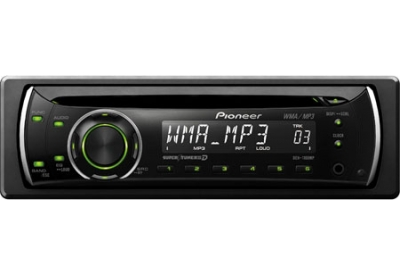 Pioneer - DEH-1100MP - Car Stereos - Single Din