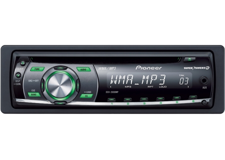 Pioneer - DEH-2000MP - Car Stereos - Single DIN
