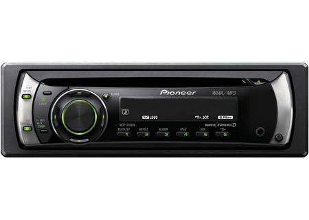 Pioneer - DEH-2100IB - Car Stereos - Single DIN
