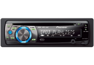 Pioneer - DEHP3000IB - Car Stereos - Single Din