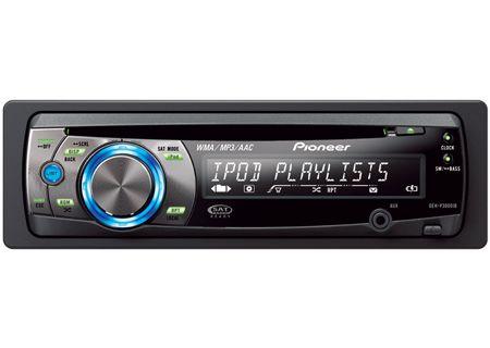Pioneer - DEHP3000IB - Car Stereos - Single DIN
