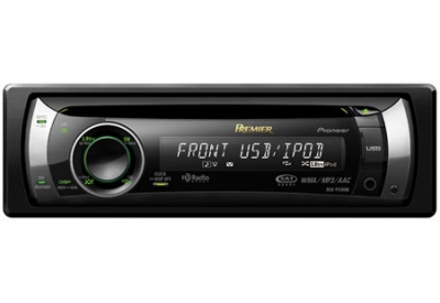 Pioneer - DEH-P310UB - Car Stereos - Single Din